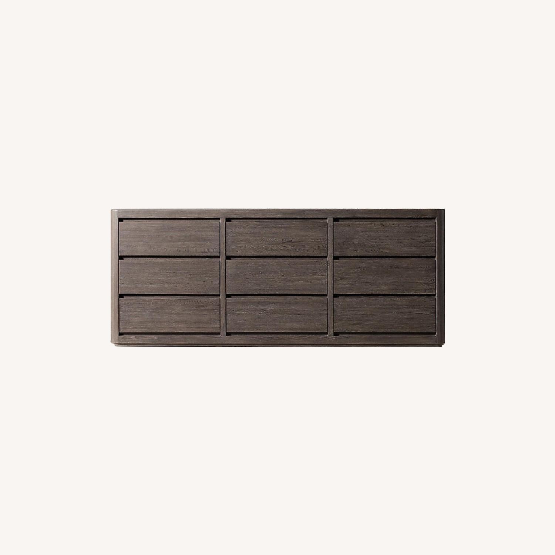 Restoration Hardware Martens 9-Drawer Dresser - image-0