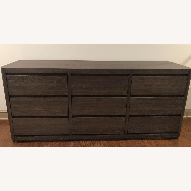 Restoration Hardware Martens 9-Drawer Dresser - image-1