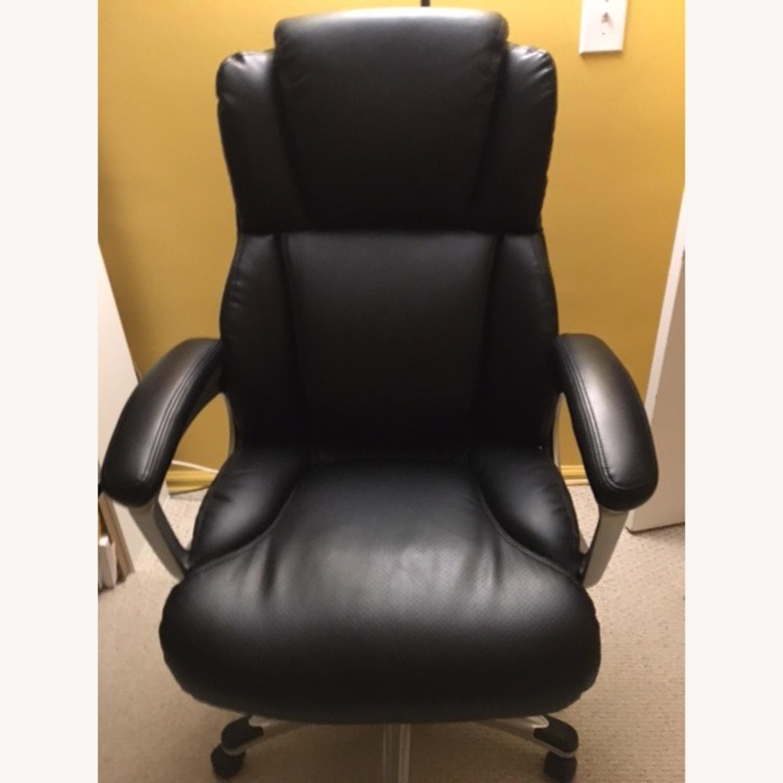 OFM Inc. Ergonomic Executive Bonded Leather Office Chair - image-1