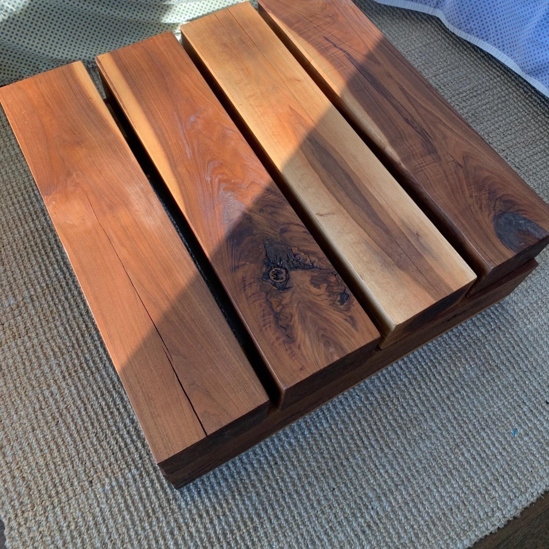 Shimna Beam Coffee Table - image-4