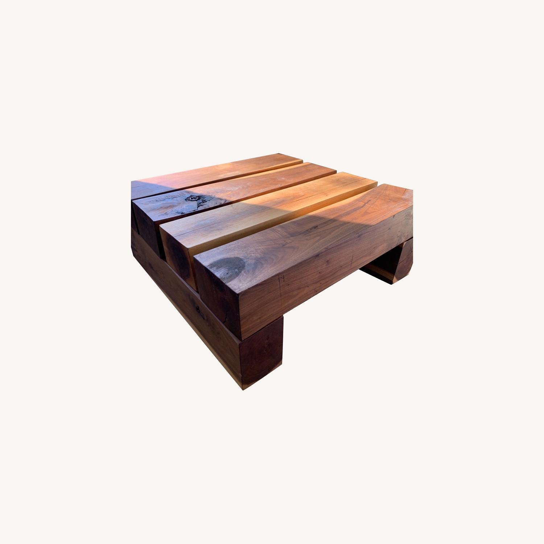 Shimna Beam Coffee Table - image-0