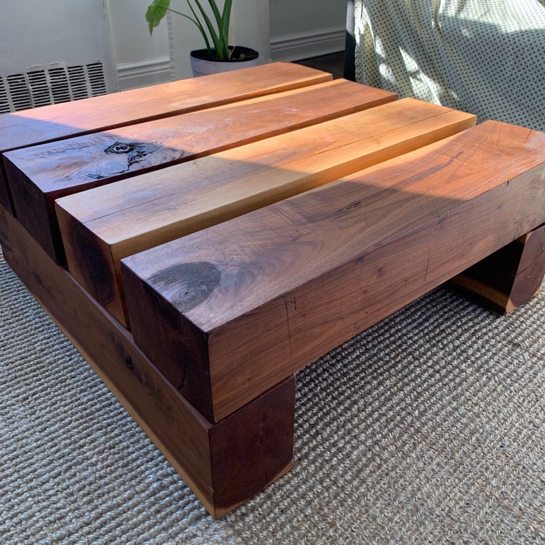 Shimna Beam Coffee Table - image-3