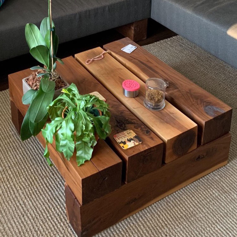 Shimna Beam Coffee Table - image-1