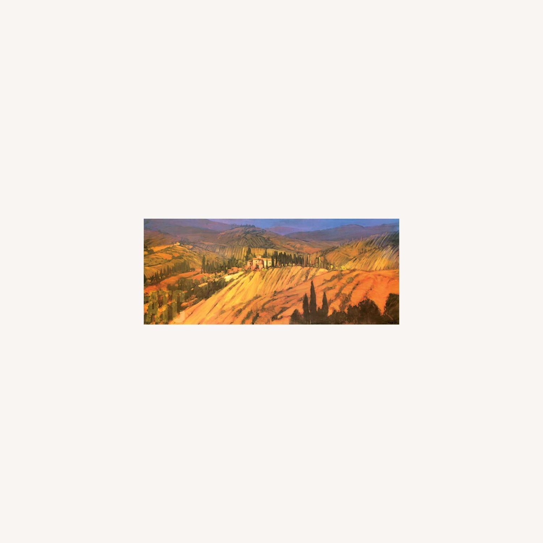 Crate & Barrel Wall Art - image-0