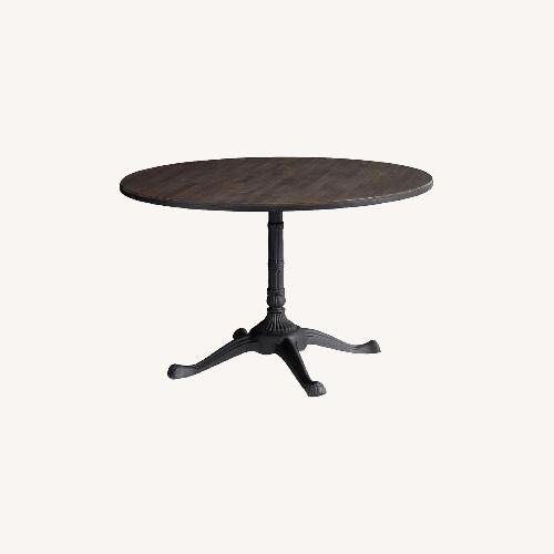 Used Pottery Barn Bistro Table for sale on AptDeco