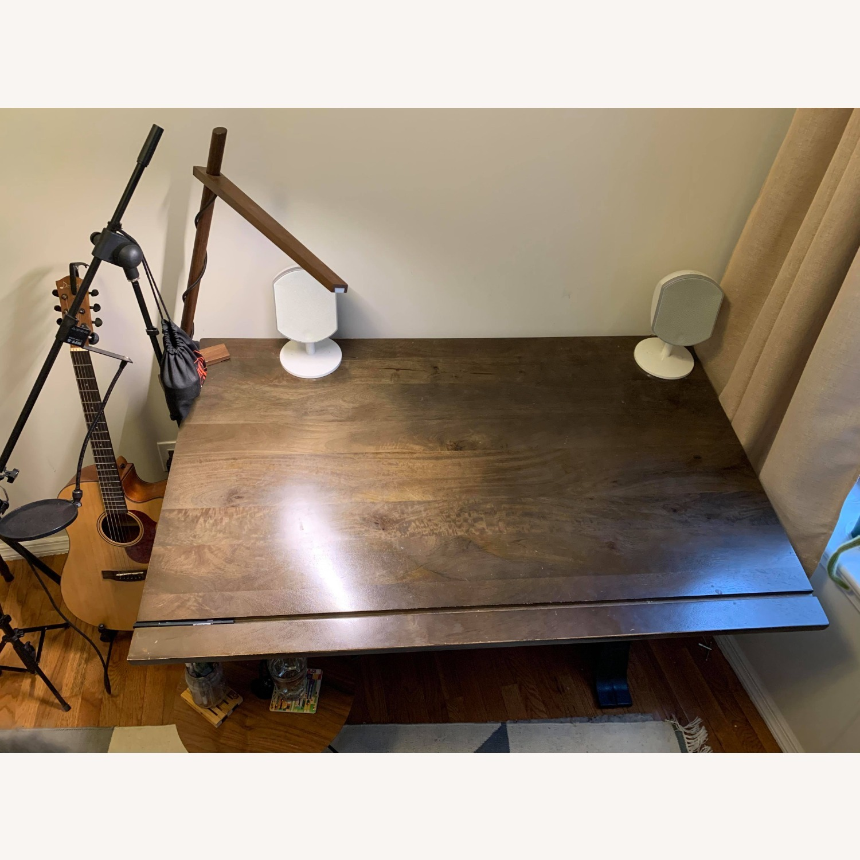 Restoration Hardware Adjustable Drafting Table - image-2