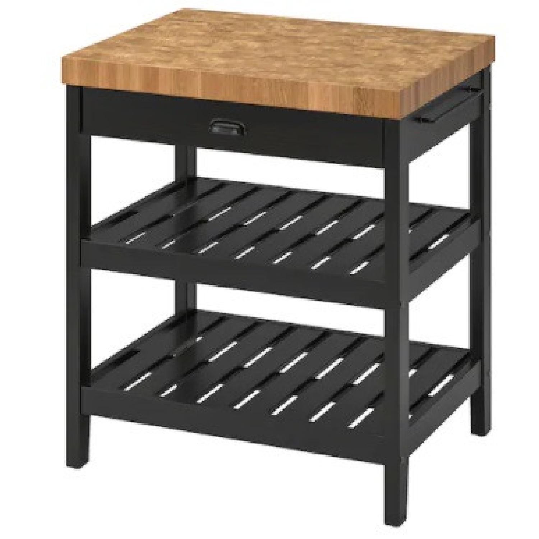 IKEA Solid Kitchen Island - image-4