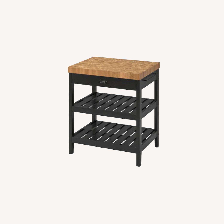 IKEA Solid Kitchen Island - image-0