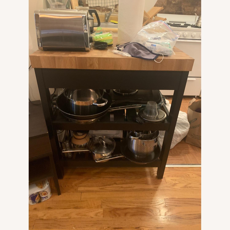 IKEA Solid Kitchen Island - image-3