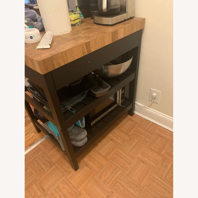 IKEA Solid Kitchen Island - image-1