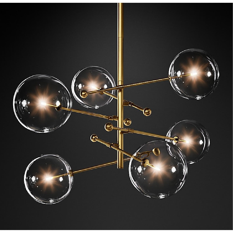 Restoration Hardware Globe Light - image-4