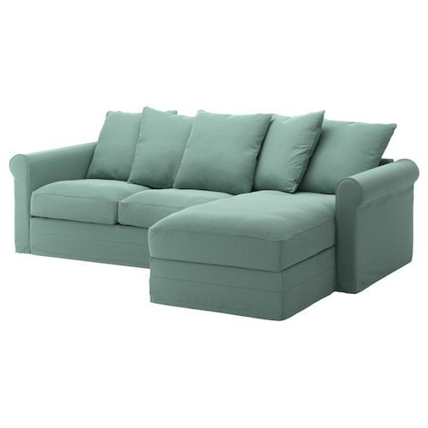 IKEA HOLMSUND Sleeper Sectional - image-5