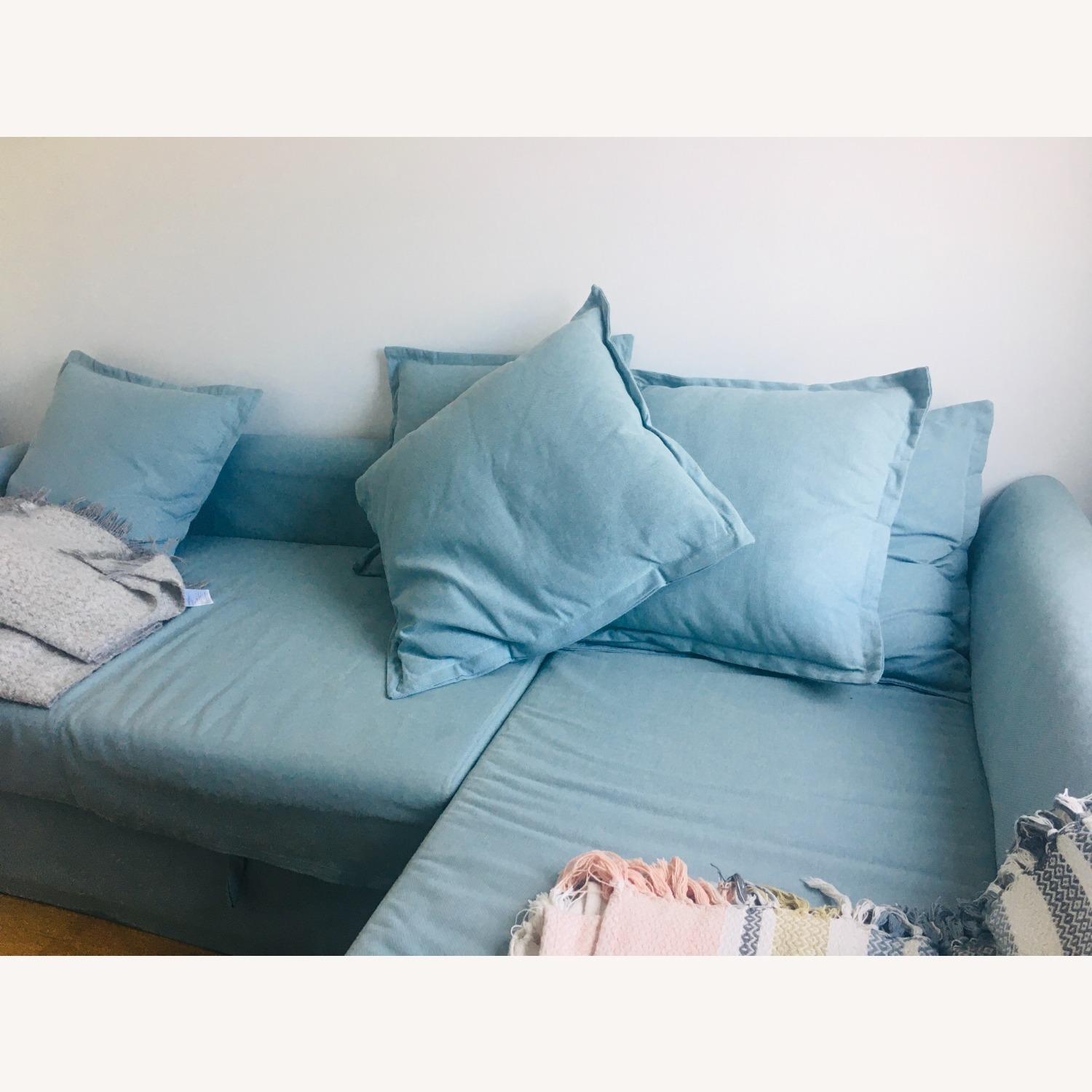 IKEA HOLMSUND Sleeper Sectional - image-2