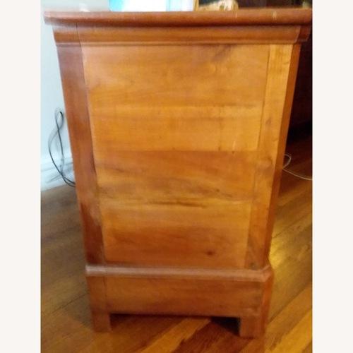 Used 19th Century Beidermeier Bureau Fruitwood Veneer for sale on AptDeco