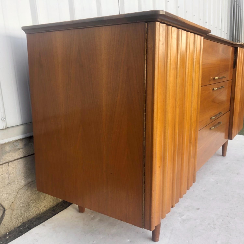 Vintage Modern Credenza or Sideboard - image-8