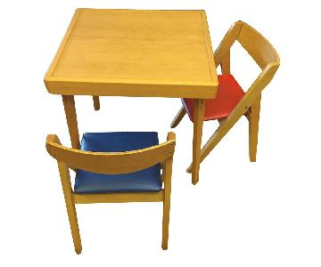 Children's Table/Chair set
