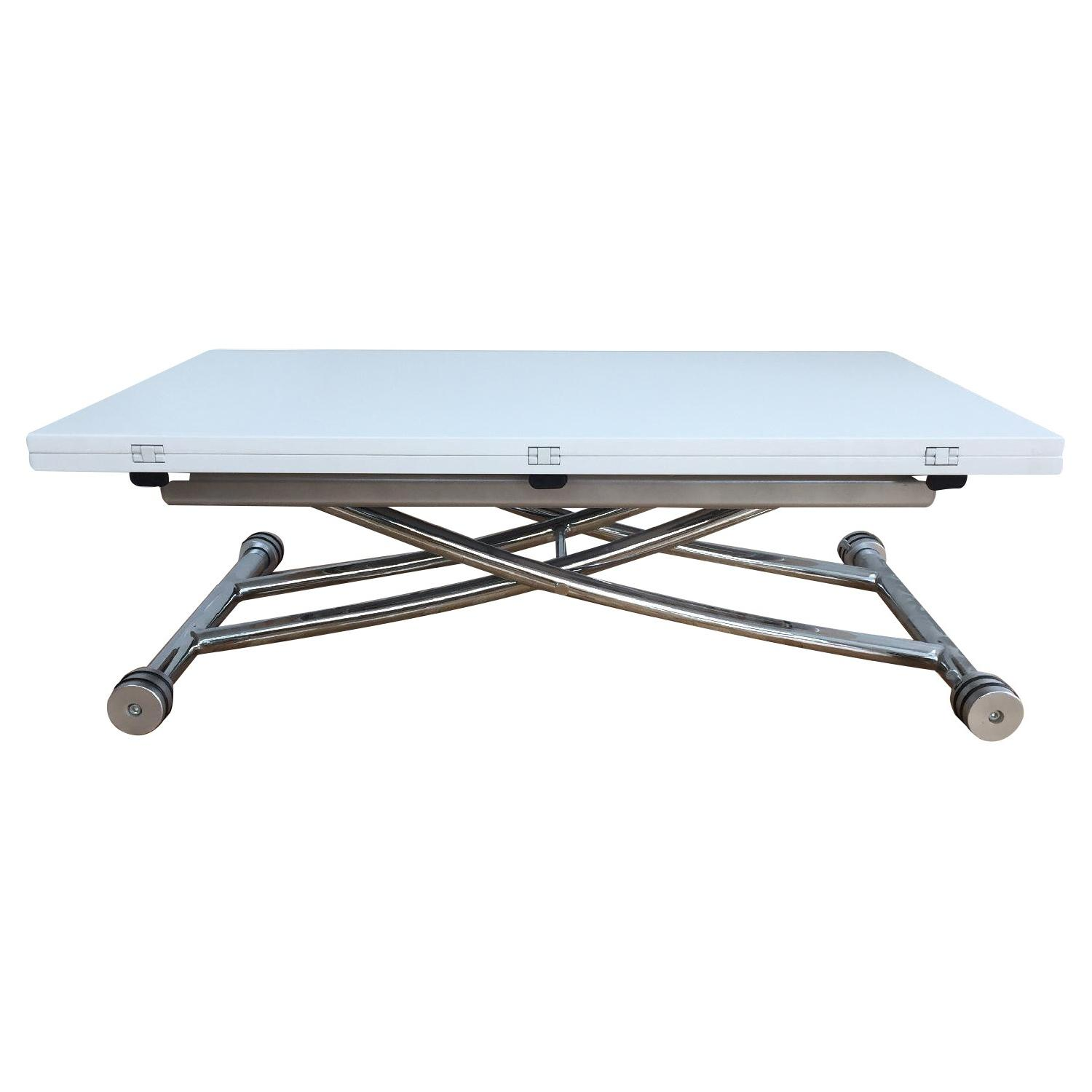 Multi-Purpose Table w/ Adjustable Height & Expandable Table-Top