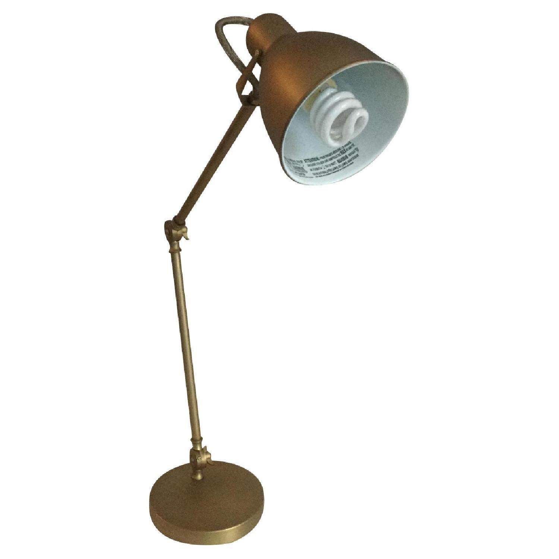 West Elm Industrial Task Table Lamp Aptdeco