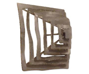Joseph Seltzer Mid-Century Brutalist Sculpture