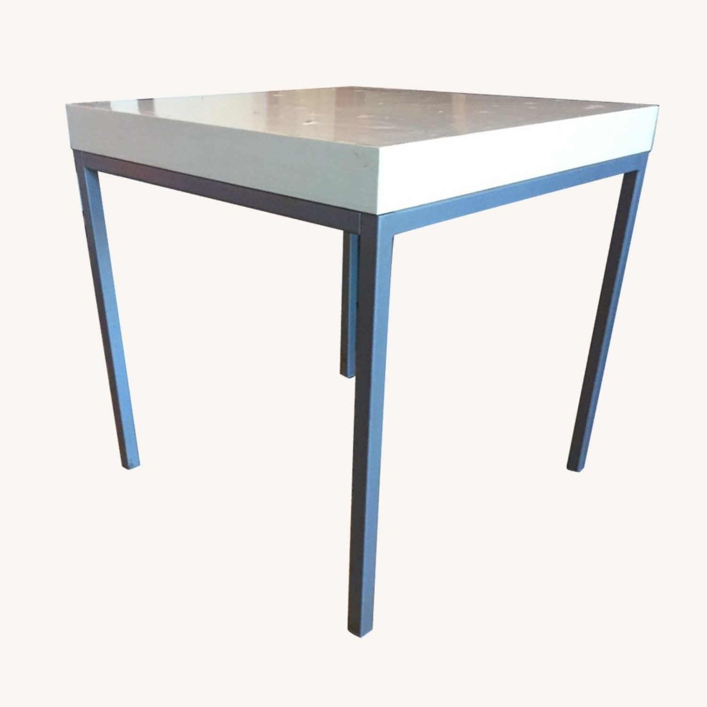 Ikea Square Side Table Aptdeco