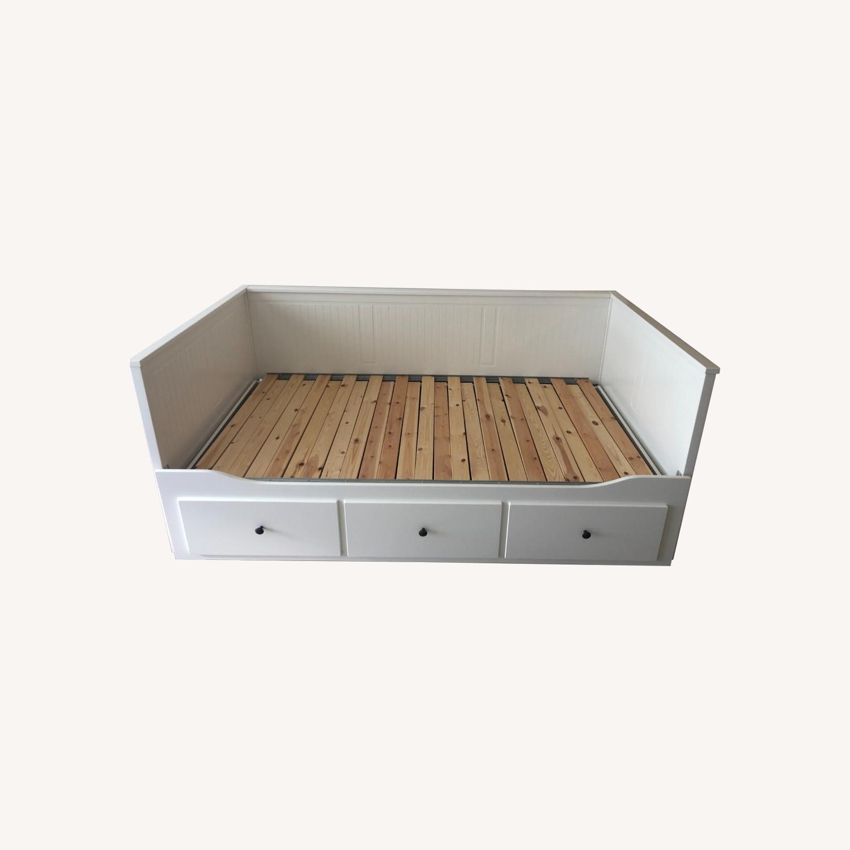 Ikea Hemnes Daybed Frame 3 Drawers Aptdeco