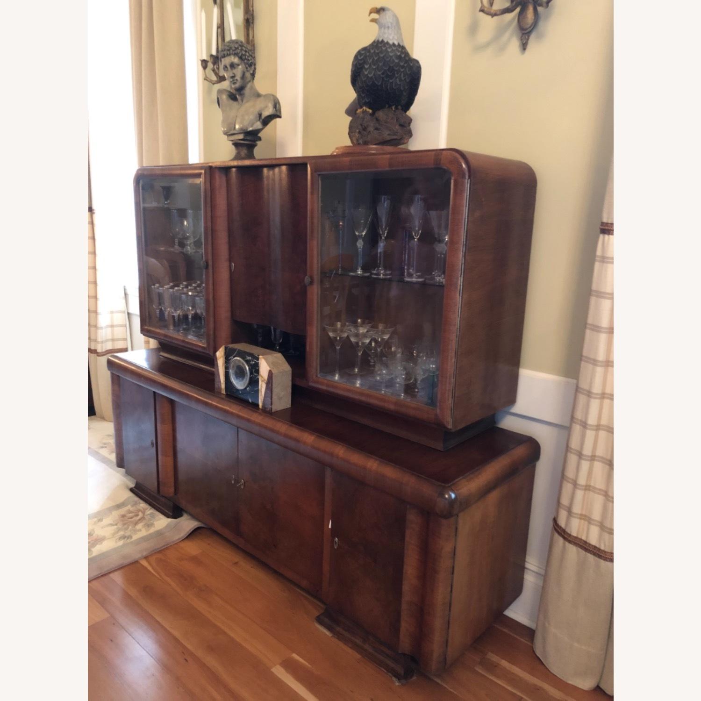 Art Deco Cabinet/ Breakfront - image-2