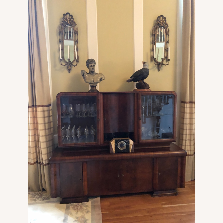 Art Deco Cabinet/ Breakfront - image-1
