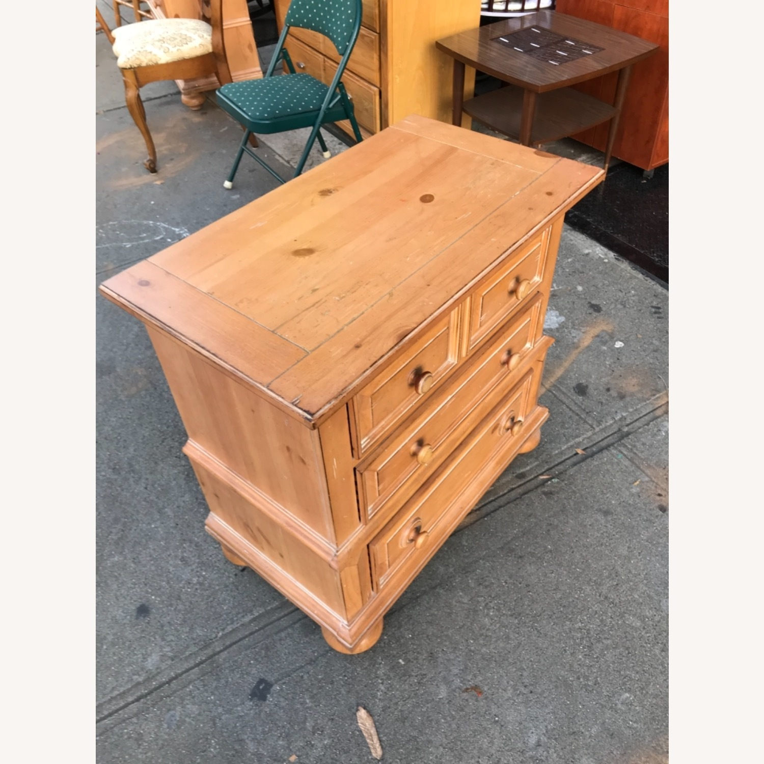 Broyhill Furniture Solid Wood Nightstand - image-6