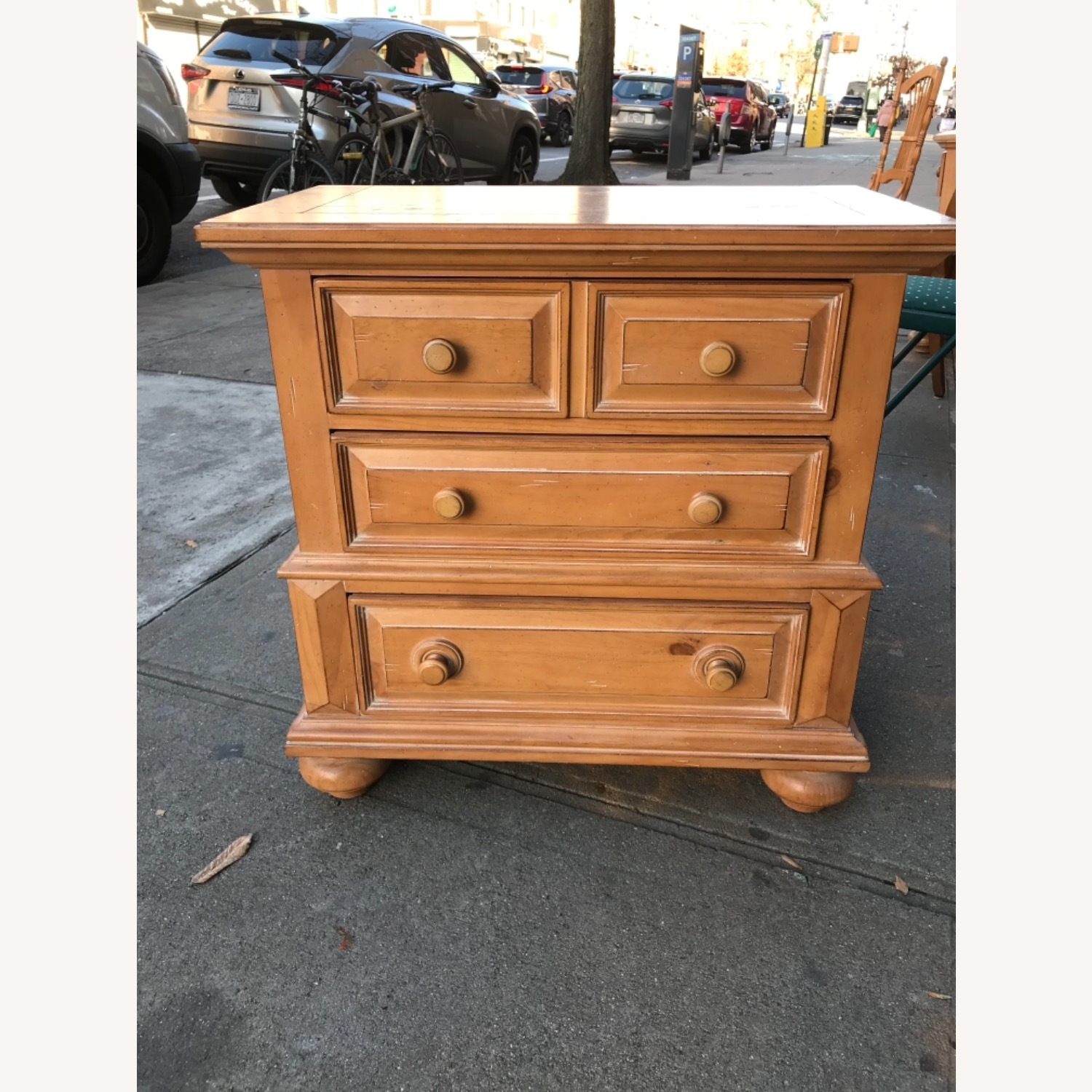 Broyhill Furniture Solid Wood Nightstand - image-3
