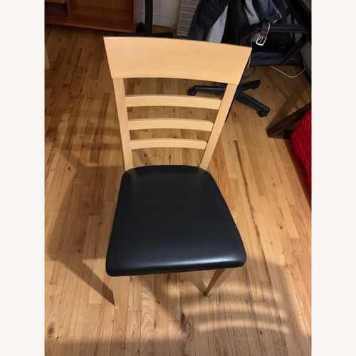 Used Room & Board 4-Set Side Chairs for sale on AptDeco