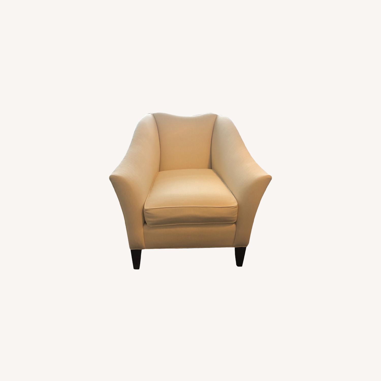 Ethan Allen Gibson Arm Chair - image-0