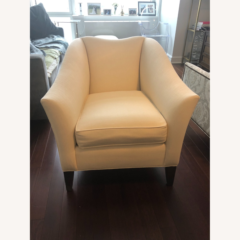 Ethan Allen Gibson Arm Chair - image-1