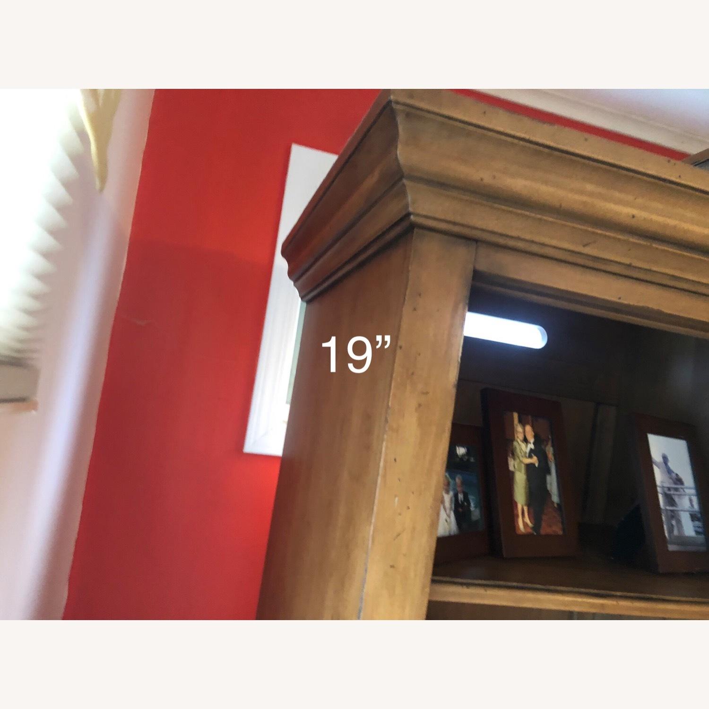 Ethan Allen Solid Wood Media Center - image-4