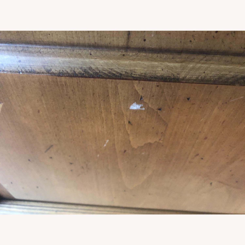 Ethan Allen Solid Wood Media Center - image-2