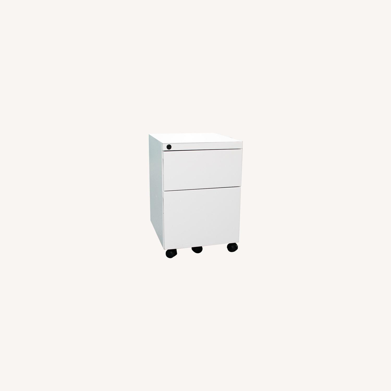 Knoll Filing Cabinets / Side Tables - image-0