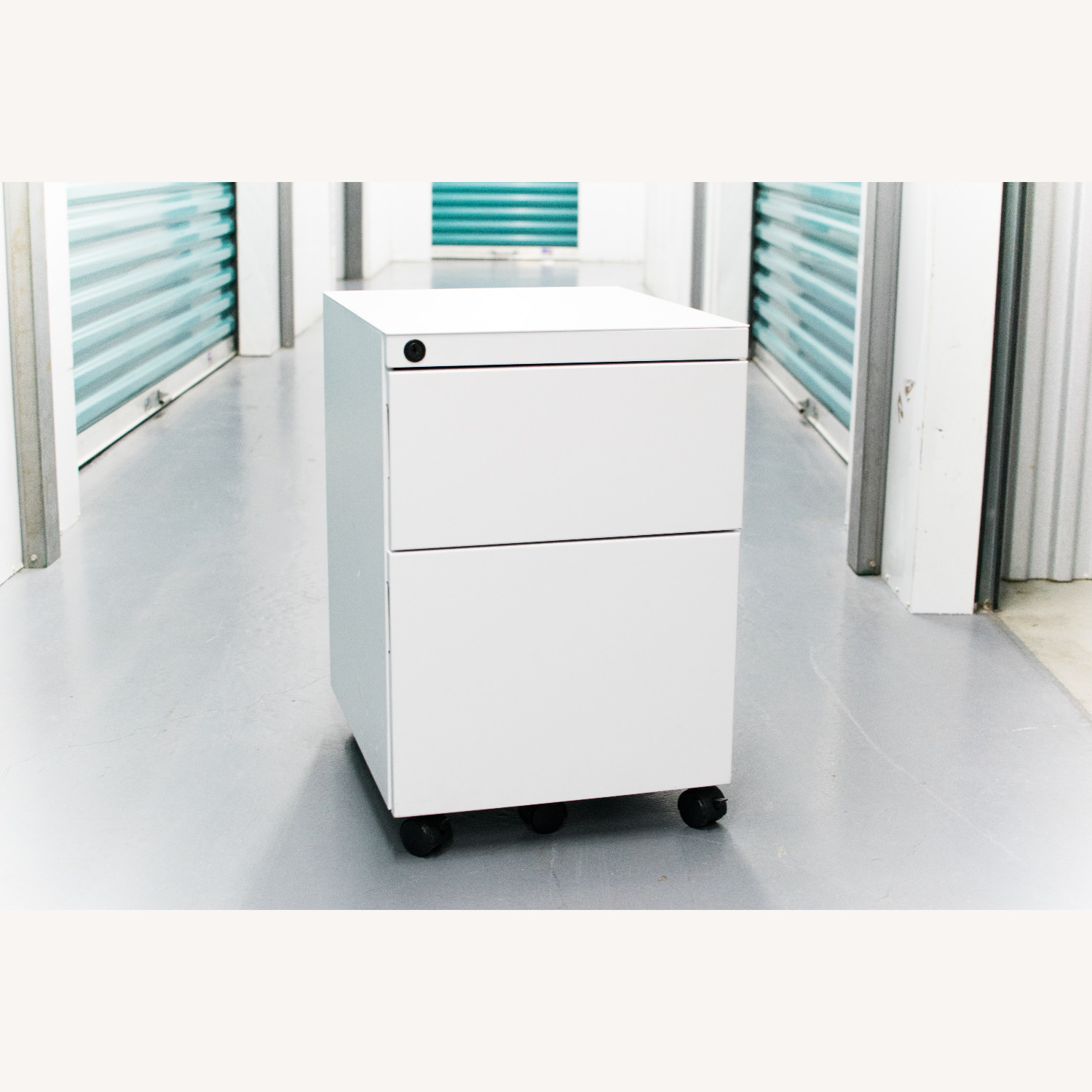 Knoll Filing Cabinets / Side Tables - image-1