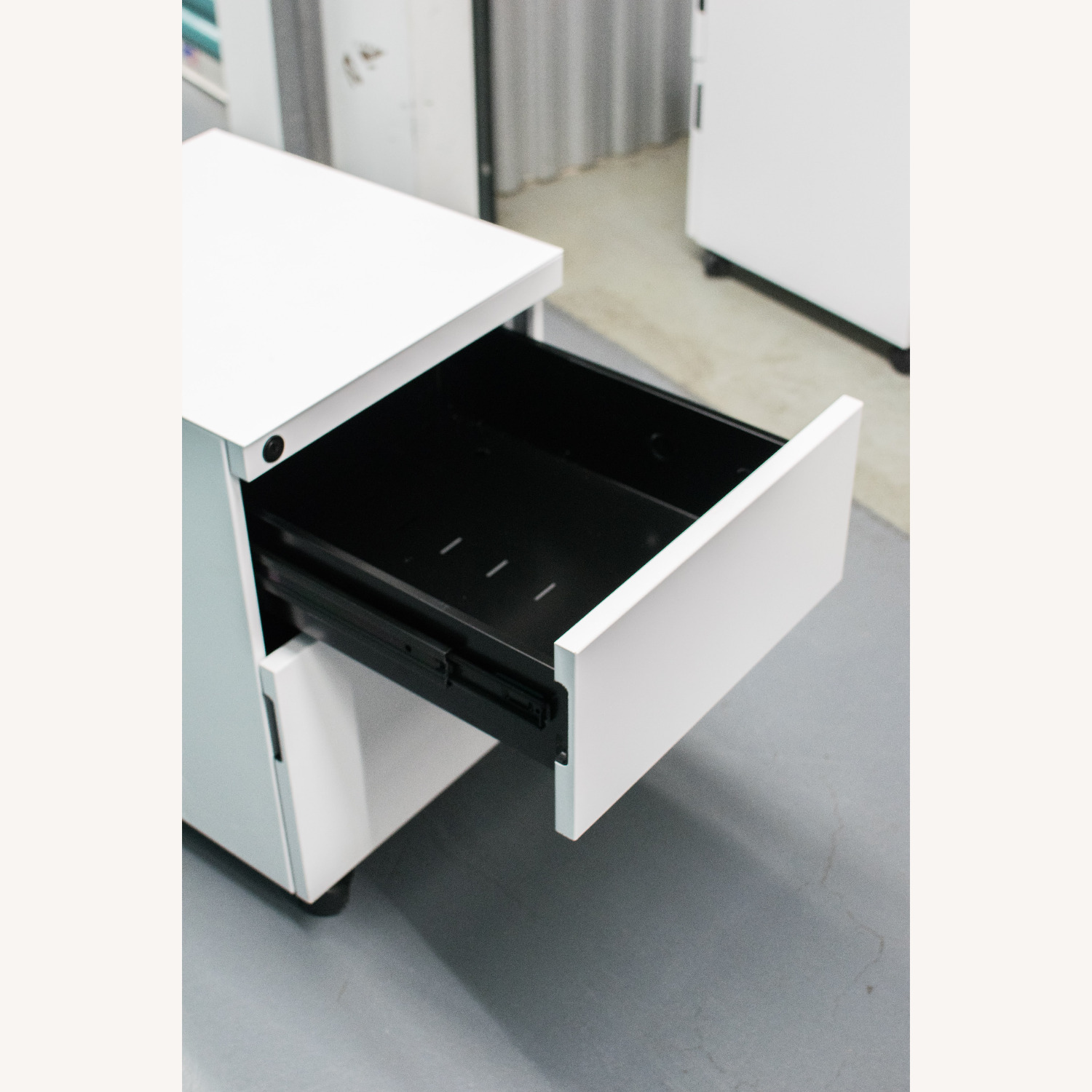Knoll Filing Cabinets / Side Tables - image-6