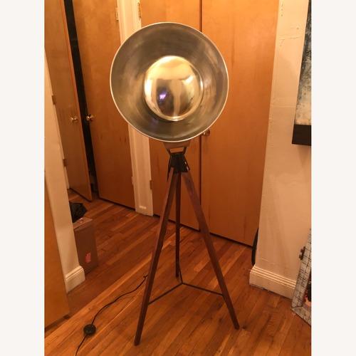Used West Elm Studio Tripod Floor Lamp for sale on AptDeco