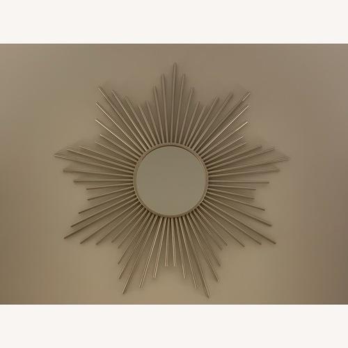 Used Starburst Mirror Wall Decor for sale on AptDeco