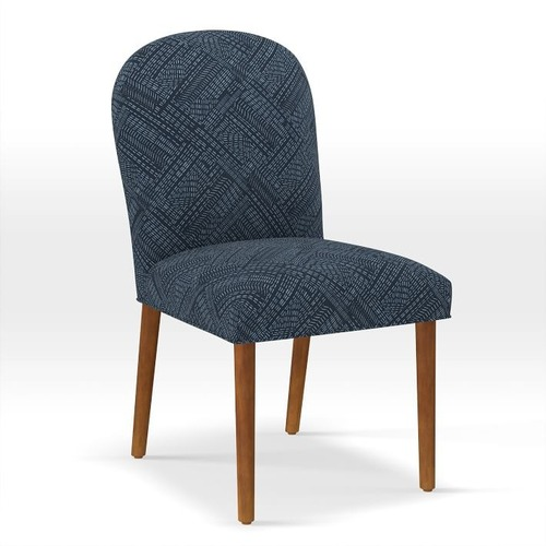 Used West Elm Round Back Dining Chair for sale on AptDeco