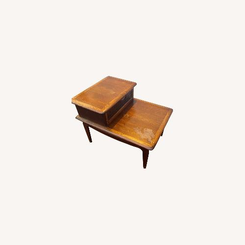 Used Lane Dovetail Side Table/Coffee Table for sale on AptDeco