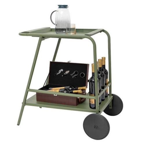 Used Retro Bar Cart for sale on AptDeco