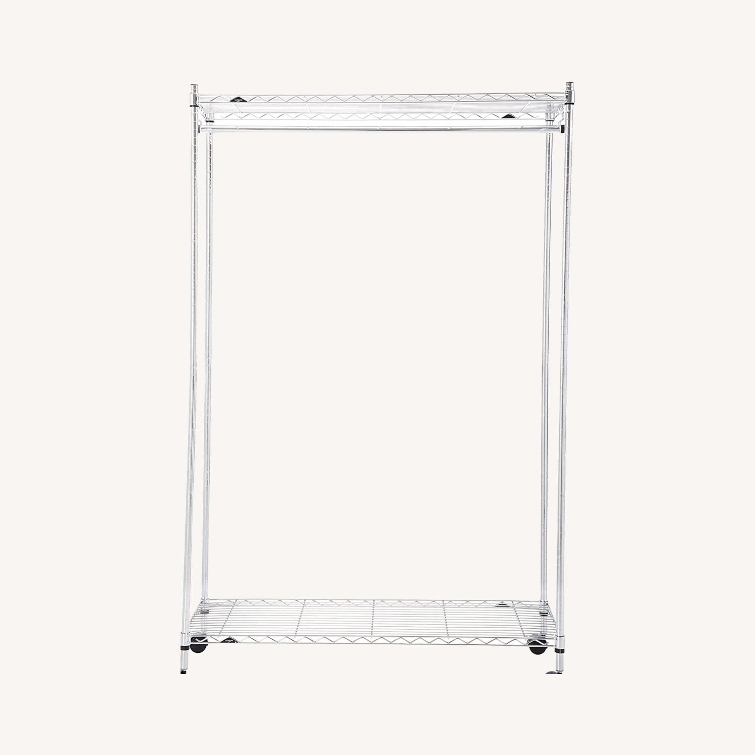 Metal Metro Shelving Unit - image-0