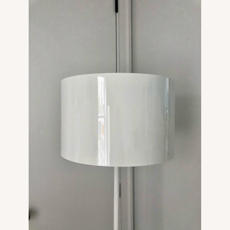 Flos White Spun Floor Lamp - image-2