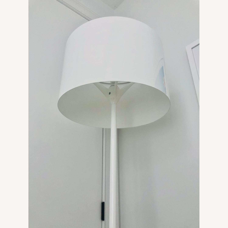 Flos White Spun Floor Lamp - image-3