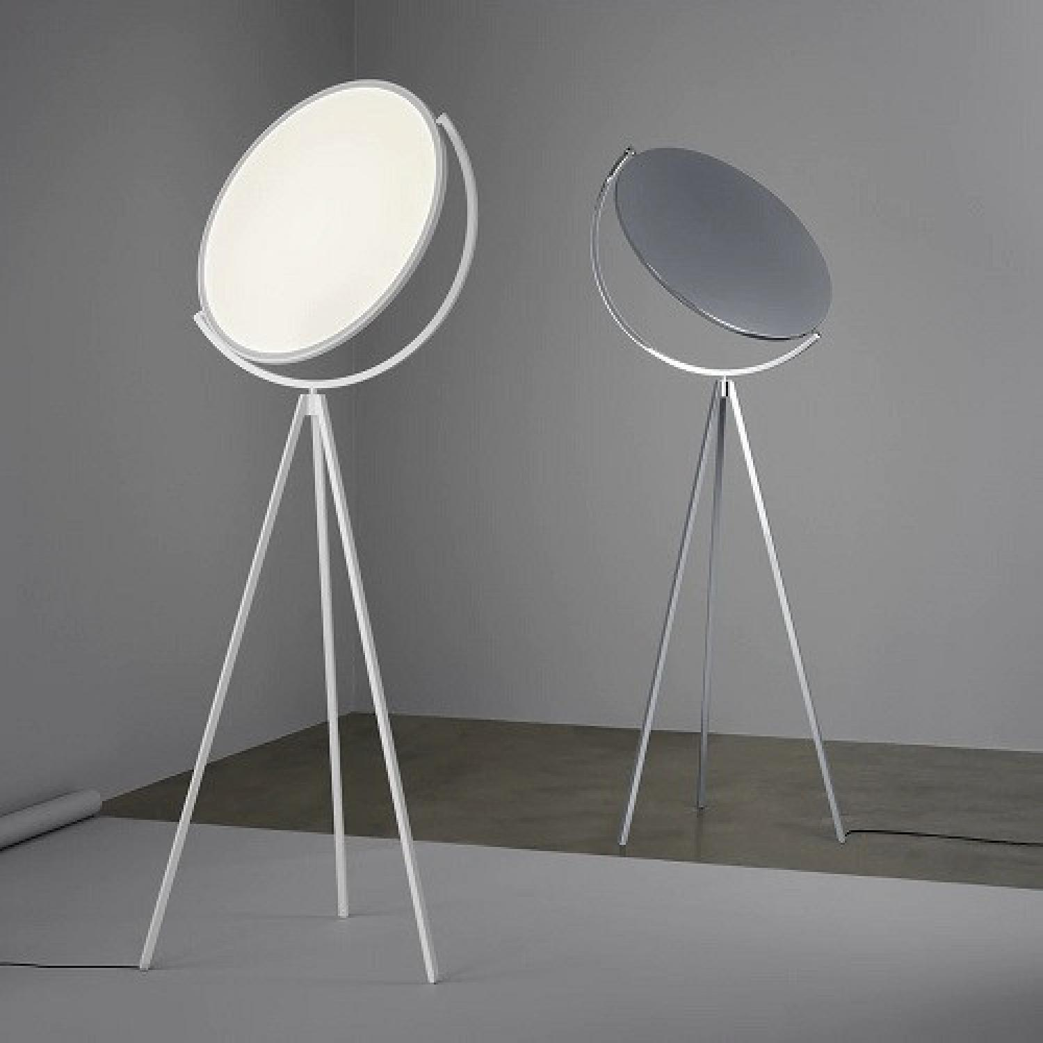 White Flos Superloon Dimmable LED Floor Lamp - image-6