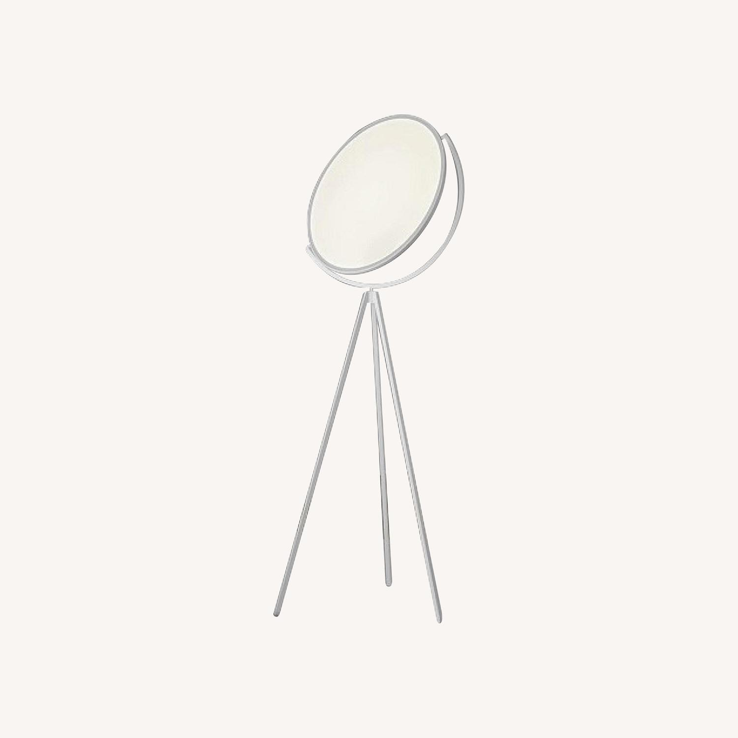 White Flos Superloon Dimmable LED Floor Lamp - image-0