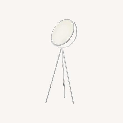 Used White Flos Superloon Dimmable LED Floor Lamp for sale on AptDeco