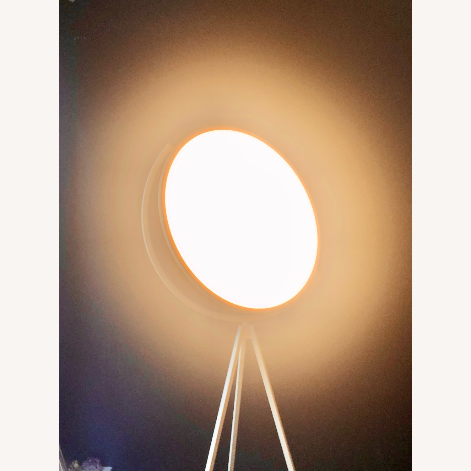 White Flos Superloon Dimmable LED Floor Lamp - image-2