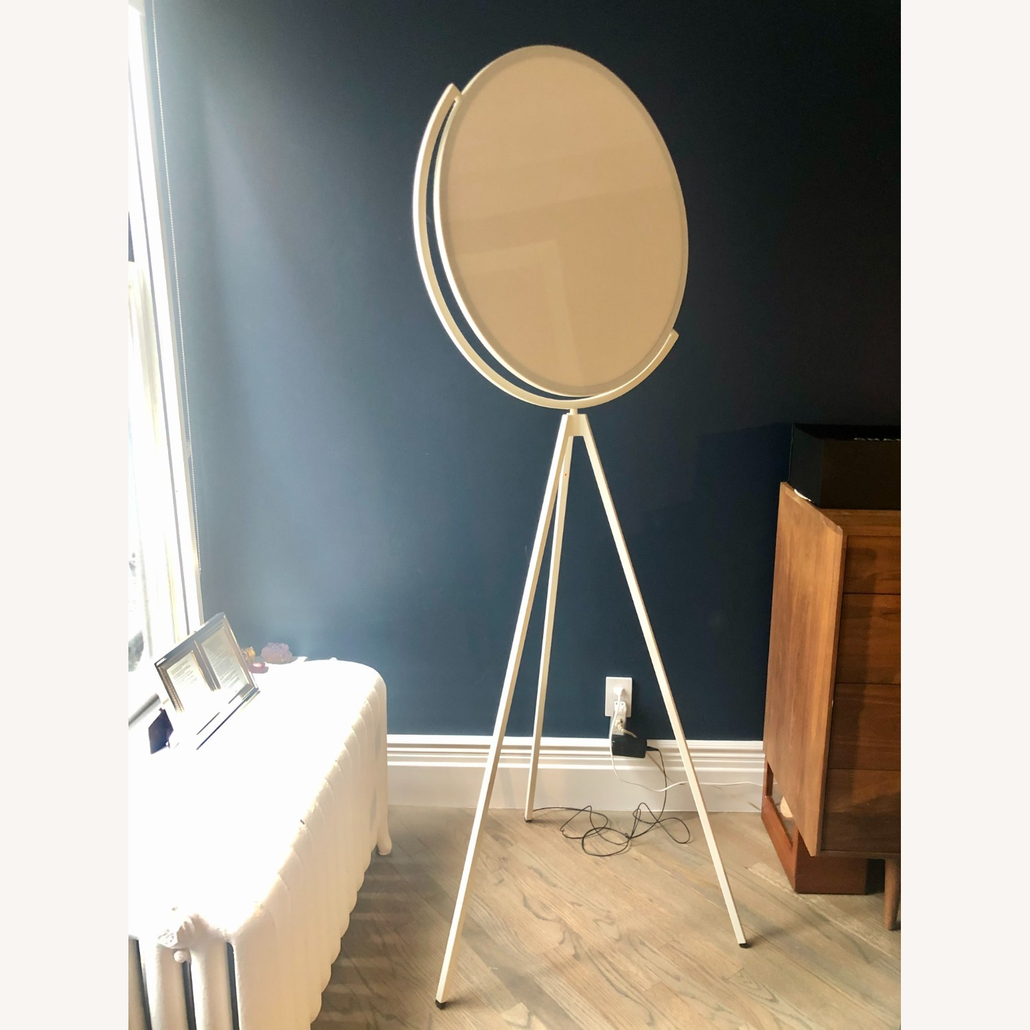 White Flos Superloon Dimmable LED Floor Lamp - image-1